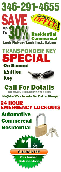 Emergency Locksmiths Spring